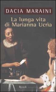 La lunga vita di Marianna Ucrìa - Dacia Maraini - copertina