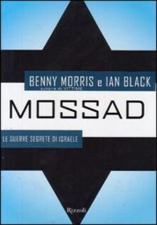 Equilibrifestival.it Mossad. Le guerre segrete di Israele Image