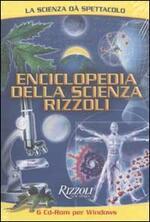 Enciclopedia della scienza Rizzoli. Con 6 CD-ROM per Windows