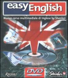 Camfeed.it Easy english. Nuovo corso multimediale di inglese by Shenker. DVD-ROM Image