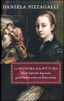 Grandtoureventi.it La signora della pittura. Vita di Sofonisba Anguissola, gentildonna e artista nel Rinascimento Image