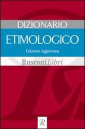 dizionario etimologico: