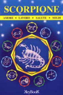 Winniearcher.com Scorpione Image