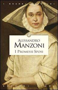 Foto Cover di I promessi sposi, Libro di Alessandro Manzoni, edito da Rusconi Libri