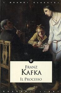 Foto Cover di Il processo, Libro di Franz Kafka, edito da Rusconi Libri