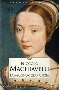 Libro La mandragola-Clizia Niccolò Machiavelli