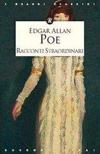 Foto Cover di Racconti straordinari, Libro di Edgar A. Poe, edito da Rusconi Libri