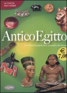 Filmarelalterita.it Antico Egitto. Ediz. illustrata Image
