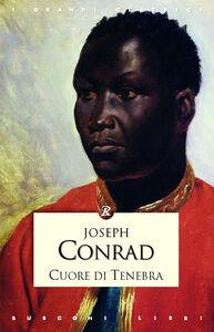 Libro Cuore di tenebra Joseph Conrad
