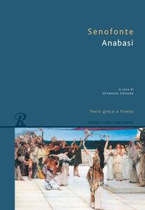 Libro Anabasi. Testo greco a fronte Senofonte
