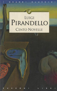 Libro Cento novelle Luigi Pirandello