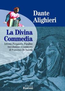 Libro Divina commedia Dante Alighieri