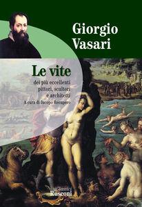 Libro Le vite Giorgio Vasari
