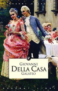 Libro Galateo Giovanni Della Casa