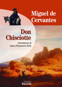 Libro Don Chisciotte Miguel de Cervantes
