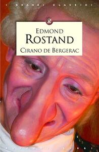 Foto Cover di Cirano de Bergerac, Libro di Edmond Rostand, edito da Rusconi Libri