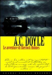 Foto Cover di Avventure di Sherlock Holmess, Libro di Arthur Conan Doyle, edito da Rusconi Libri