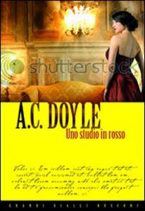 Libro Uno studio in rosso Arthur Conan Doyle