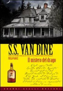 Libro Il mistero del drago S. S. Van Dine