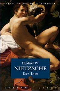 Libro Ecce homo Friedrich Nietzsche