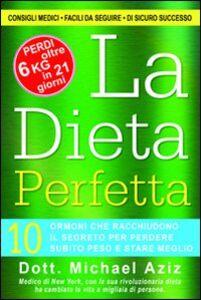 Libro La dieta perfetta Michael Aziz