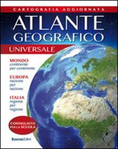 Libro Atlante geografico universale