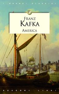 Libro America Franz Kafka