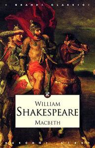 Libro Macbeth William Shakespeare