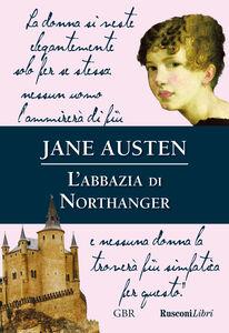 Libro L' abbazia di Northanger Jane Austen