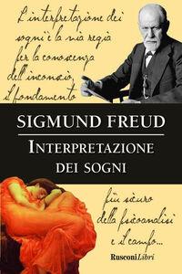 Libro Interpretazione dei sogni Sigmund Freud