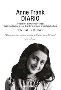 Foto Cover di Diario, Libro di Anne Frank, edito da Rusconi Libri