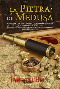 Foto Cover di La pietra di Medusa, Libro di Jack Du Brul, edito da Rusconi Libri