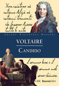 Foto Cover di Candido, Libro di Voltaire, edito da Rusconi Libri