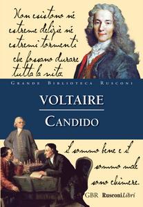 Libro Candido Voltaire