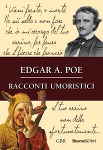 Libro Racconti umoristici Edgar Allan Poe