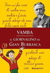Foto Cover di Il giornalino di Gian Burrasca, Libro di Vamba, edito da Rusconi Libri