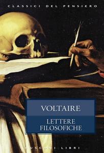 Libro Lettere filosofiche Voltaire