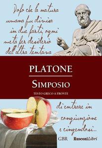Libro Il simposio Platone