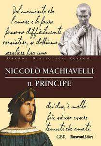 Libro Il principe Niccolò Machiavelli