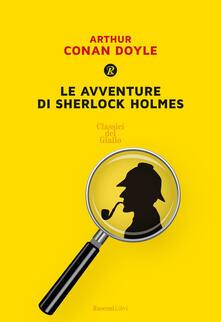 Ristorantezintonio.it Le avventure di Sherlock Holmes Image