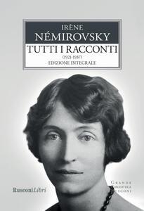 Tutti i racconti. Vol. 1: 1921-1937.