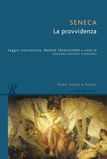 La provvidenza. Testo latino a fronte.pdf