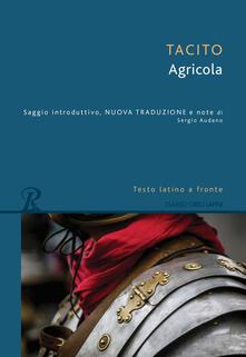 Osteriacasadimare.it Agricola. Testo latino a fronte Image