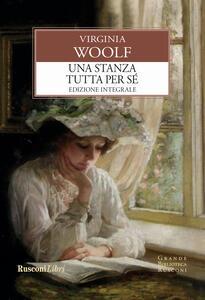 Libro Una stanza tutta per sé. Ediz. integrale Virginia Woolf