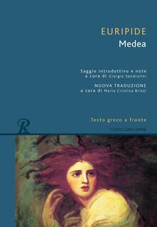Winniearcher.com Medea. Testo greco a fronte. Ediz. integrale Image