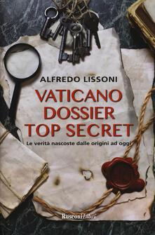 Daddyswing.es Vaticano dossier top secret. Le verità nascoste dalle origini ad oggi Image