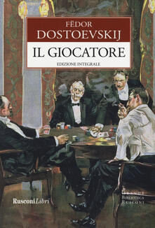 Listadelpopolo.it Il giocatore. Ediz. integrale Image