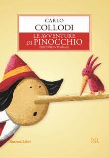 Antondemarirreguera.es Le avventure di Pinocchio. Ediz. integrale Image