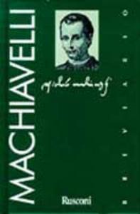 Libro Breviario Niccolò Machiavelli