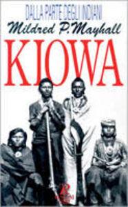 Libro Kiowa Mildred P. Mayhall